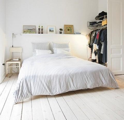 北欧寝室 チェア