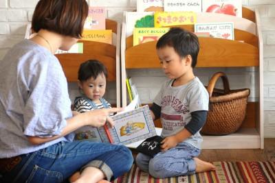 子供と暮らし 読み聞かせ